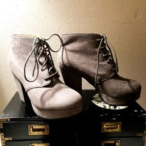 Mix No 6 Ankle Booties